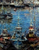 Harbor Boats, Portugal